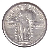1927 USA Quarter VF-EF (VF-30)