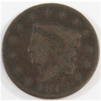 1818 USA Cent Good (G-4)