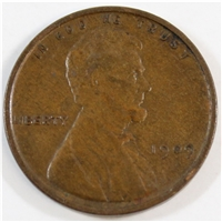 1909 VDB USA Lincoln Cent EF-AU (EF-45)