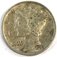 1923 USA Dime Almost Uncirculated (AU-50)