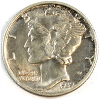 1939 USA Dime Brilliant Uncirculated (MS-63)