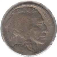 1913 Var. 2 Recessed Ground USA Nickel Very Fine (VF-20)
