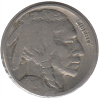 1918 S USA Nickel Fine (F-12)