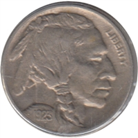 1923 USA Nickel EF-AU (EF-45)