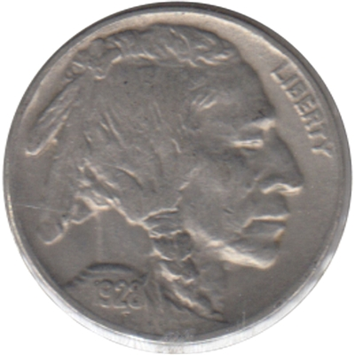 1928 USA Nickel Extra Fine (EF-40)