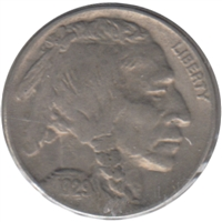 1929 USA Nickel VF-EF (VF-30)