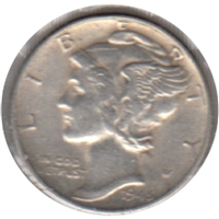 1945 USA Dime VF-EF (VF-30)
