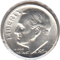 1954 USA Dime Choice Brilliant Uncirculated (MS-64)