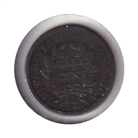 1808 USA 1/2 Cent Good (G-4) $