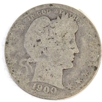 1900 USA Quarter Poor