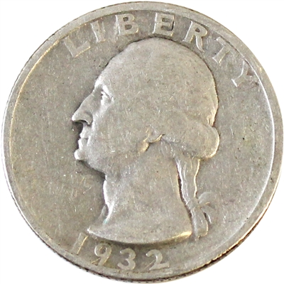 1932 S USA Quarter F-VF (F-15) $