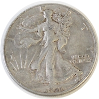 1941 D USA Half Dollar Very Fine (VF-20)