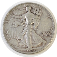 1943 USA Half Dollar VF-EF (VF-30)