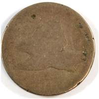 1858 USA Cent Filler