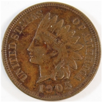1905 USA Cent Almost Uncirculated (AU-50)