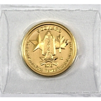 2014 or 2015 Canada $5 First Special Service Force 1/10oz .9999 Gold (No Tax)