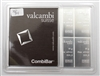 Set of 10x Valcambi 10g .999 Silver Bars, 10pcs Sealed in Original Holder (No Tax)