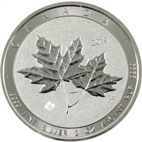 2019 Canada Twin Maple 2oz .9999 Fine Silver (No Tax)