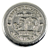 2021 Beaver Bullion - Mining Your Own Business 5oz. .999 Silver Round (No Tax)