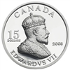 2008 Canada $15 Vignettes of Royalty Series - King Edward VII (#2)