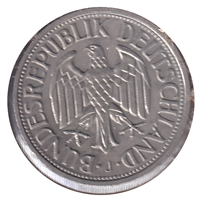 Germany 1967J Mark Uncirculated (MS-60)