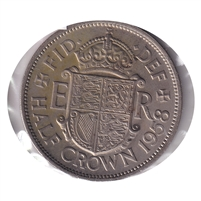Great Britain 1958 Half Crown Uncirculated (MS-60)