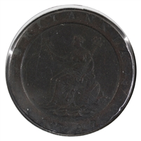 Great Britain 1797 2 Pence VF-EF (VF-30) $