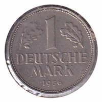 Germany 1956F Mark VF-EF (VF-30)