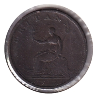 Great Britain 1806 1/2 Penny Very Fine (VF-20)