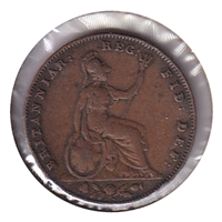 Great Britain 1854 Farthing Very Fine (VF-20)