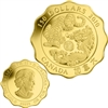 2010 Canada $150 Blessings of Strength Pure Gold Coin (TAX Exempt)