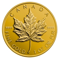 2014 Canada $50 Bullion Replica 1oz. Pure Gold Coin (TAX Exempt)