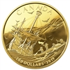 2019 Canada $200 Early Canadian History: Arrival of the Europeans Pure Gold (No Tax)