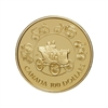 1993 Canada $100 The Horseless Carriage 14K Gold Coin