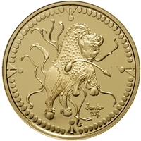 1998 Canada $200 Legend of the White Buffalo 22K Gold Coin