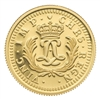 2006 Canada $1 Gold Louis .999 Fine Gold Coin (TAX Exempt)