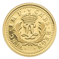 RDC 2006 Canada $1 Gold Louis .999 Fine Gold Coin (No Tax) Impaired