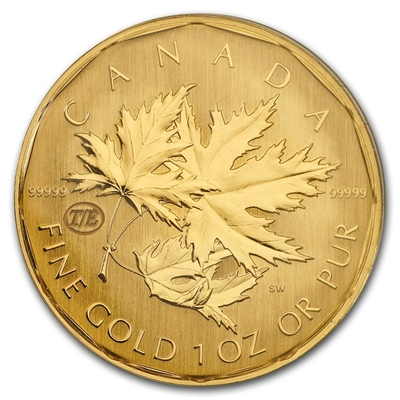 2007 Canada 99999 Gold Maple Leaf Bullion Test Coin (TAX Exempt)
