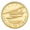 2008 Canada 50-cent de Havilland Beaver 1/25oz Gold Coin (No Tax)