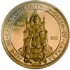 2003 Canada $300 The Great Seal of Canada Gold Coin