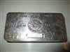 Vintage Style 100oz. RCM .999 Silver Bar (No TAX) *No Credit Cards/Paypal