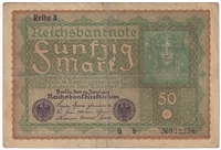 East Caribbean Note 1965 1 Dollar, Signature 6, VF