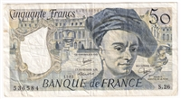 France Note 1982 50 Francs, VF