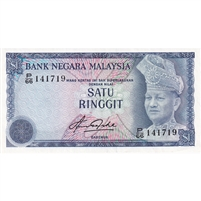 Malaysia Note 1981 1 Ringgit, UNC