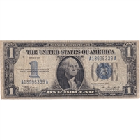 United States Note 1934 $1 Silver Certificate, F