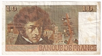 France Note 1975 10 Francs VF