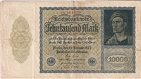 Germany Paper Money 1922 5000 Mark, EF-AU