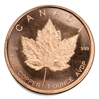 Pure Copper 1oz. .999 - $5 Indian Bar (No Tax)