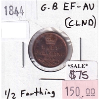 1854 USA Cent Almost Uncirculated (AU-50) cleaned