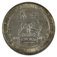Great Britain 1902 Edward VII Shilling Uncirculated (MS-60)